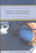 Research for Development in the Middle East and North Africa