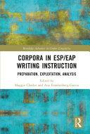 Corpora in ESP EAP Writing Instruction