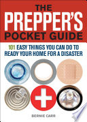 The Prepper s Pocket Guide
