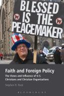 Faith and Foreign Policy Pdf/ePub eBook
