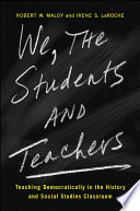 We The Students And Teachers