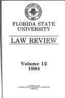 Florida State University Law Review