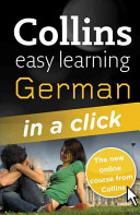 Collins Easy Learning German in a Click
