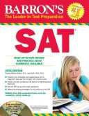 Barron S Sat With Cd Rom PDF