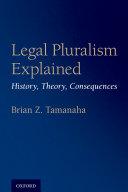 Legal Pluralism Explained [Pdf/ePub] eBook
