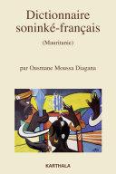 Pdf Dictionnaire soninké-français (Mauritanie) Telecharger
