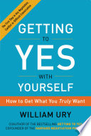 Getting to Yes with Yourself Book