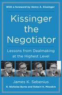 Kissinger the Negotiator