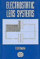 Electrostatic Lens Systems,