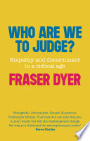Who Are We To Judge Book PDF