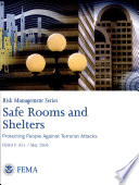 Safe Rooms And Shelters Protecting People Against Terrorist Attacks