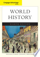 Cengage Advantage Books  World History  Complete