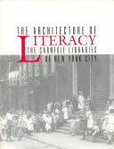 The architecture of literacy