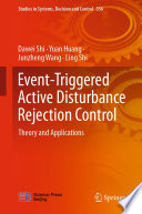 Event-Triggered Active Disturbance Rejection Control