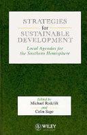 Strategies for Sustainable Development