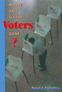 Pdf Where Have All the Voters Gone?