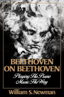 Beethoven on Beethoven
