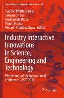Industry Interactive Innovations in Science, Engineering and Technology