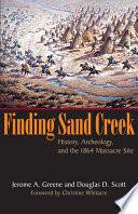 Finding Sand Creek
