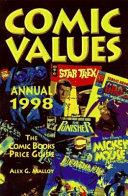 Comics Values Annual 1998