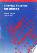 Chemical structure and bonding /