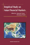 Empirical Study on Asian Financial Markets