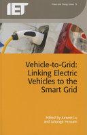 Vehicle To Grid Book PDF