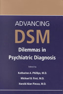 Advancing DSM Book