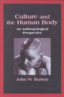 Culture and the Human Body