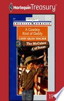 A Cowboy Kind of Daddy Book