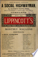 Lippincott s Monthly Magazine