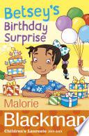 Betsey   s Birthday Surprise