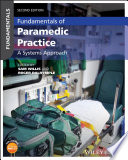 Cover of Fundamentals of Paramedic Practice