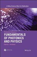 Photonics  Volume 1
