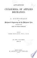 Appletons' Cyclopædia of Applied Mechanics