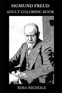 Sigmund Freud Adult Coloring Book