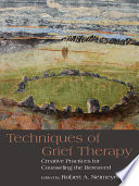 Cover of Techniques of Grief Therapy