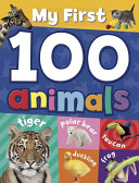 My First 100 Animals Book PDF