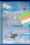 Pdf Manuel du Pilote à Distance d'UAS Civils Telecharger