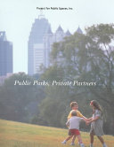 Public Parks Private Partners Book PDF