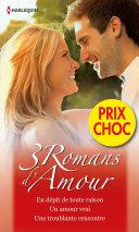 Pdf 3 Romans d'Amour