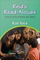 Pdf Reid's Read-Alouds