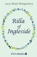 Rilla of Ingleside ebook