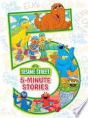 5-Minute Sesame Street Stories