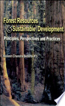 Forest Resources and Sustainable Development