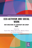 Eco-activism and Social Work Pdf/ePub eBook