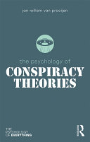 The Psychology of Conspiracy Theories Pdf/ePub eBook