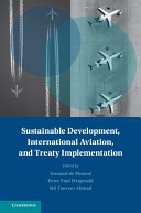 Sustainable Development  International Aviation  and Treaty Implementation