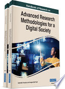 Handbook of Research on Advanced Research Methodologies for a Digital Society