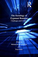 The Sociology of Zygmunt Bauman Pdf/ePub eBook